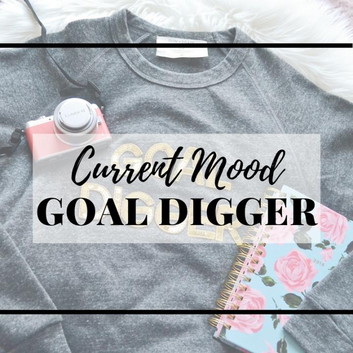 Current Mood: GoalDigger
