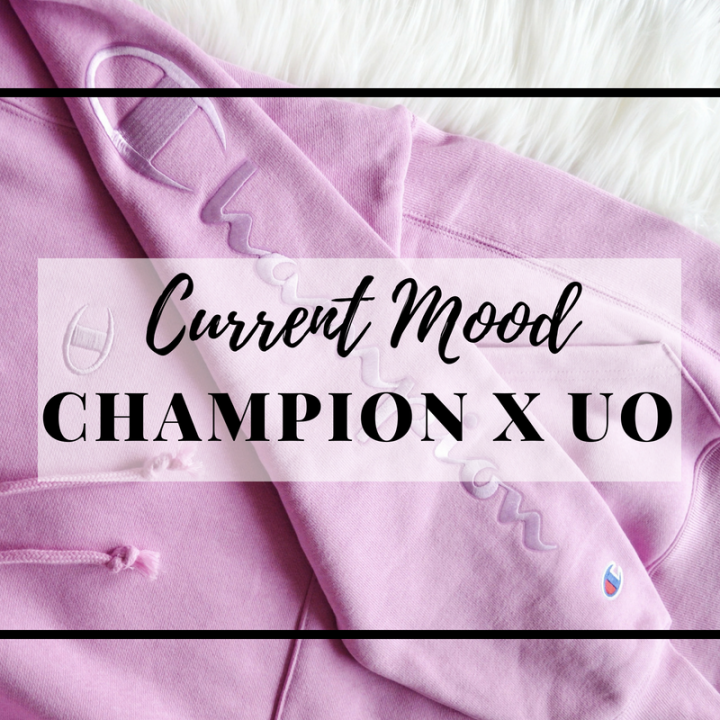 Current Mood: Champion x UO